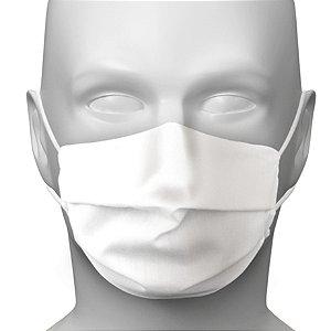 Máscara Lavável De Tecido Duplo Algodão - 06 Un.