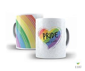 Caneca Se Orgulhe - Pride