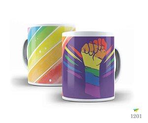 Caneca Luta LGBT