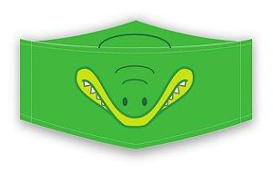 Máscara modelo 3D Jacaré