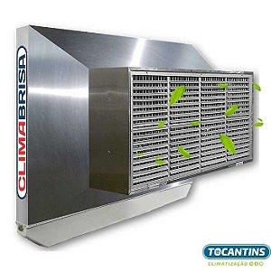 Climatizador Evaporativo Climabrisa Titan 70