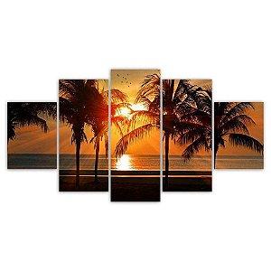 Quadros Decorativos Pôr Do Sol
