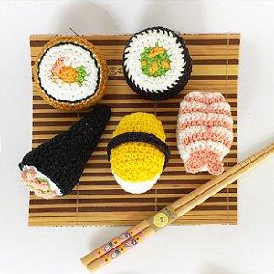 Kit comida japonesa