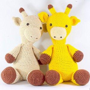 Amigurumi Girafa
