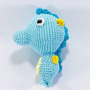 Amigurumi Cavalo Marinho
