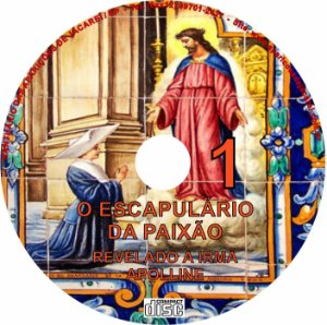 CD O ESCAPULÁRIO DA PAIXÃO 1