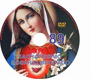 DVD ROSÁRIO MEDITADO 89