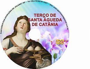 DVD TEÇO DE SANTA AGUEDA