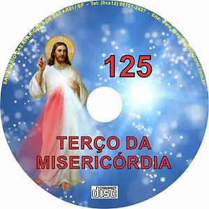 CD TERÇO DA MISERICÓRDIA 125