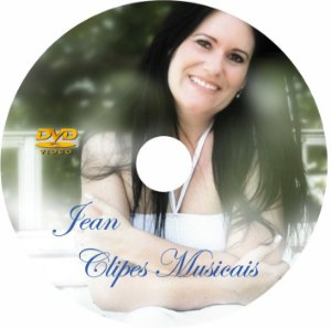DVD CLIPES MUSICAIS JEAN