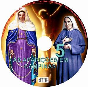 CD AS APARIÇÕES DE CAMPINAS 5