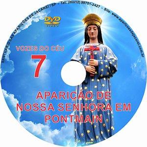 DVD VOZES DO CÉU 07- Filme das Aparições de Nossa Senhora em Pontmain, França a quatro videntes