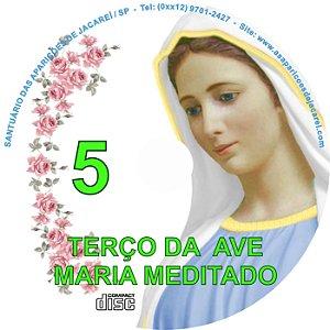 CD TERÇO DA AVE MARIA MEDITADO 05