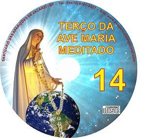 CD TERÇO DA AVE MARIA MEDITADO 14