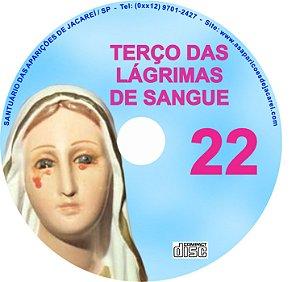 CD TERÇO DAS LÁGRIMAS DE SANGUE 22