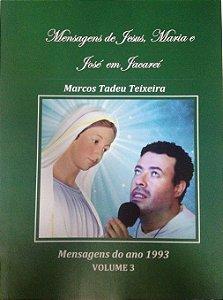 LIVRO DE MENSAGENS- VOLUME 3- ANO 1993