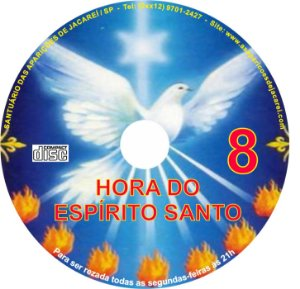 CD HORA DO ESPÍRITO SANTO 08