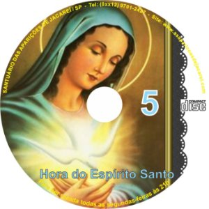 CD HORA DO ESPIRÍTO SANTO 05