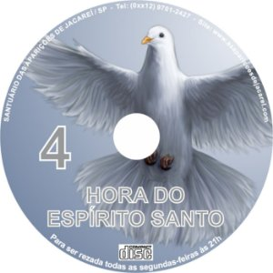 CD HORA DO ESPÍRITO SANTO 04