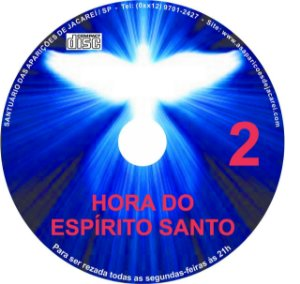 CD HORA DO ESPÍRITO SANTO 02