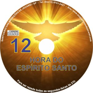 CD HORA DO ESPÍRITO SANTO 12