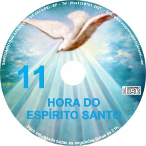 CD HORA DO ESPÍRITO SANTO 11