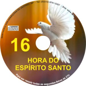 CD HORA DO ESPÍRITO SANTO 16