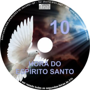 CD HORA DO ESPÍRITO SANTO 10