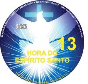 CD HORA DO ESPÍRITO SANTO 13