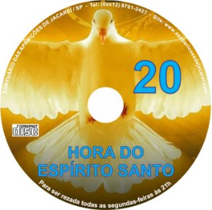 CD HORA DO ESPÍRITO SANTO 20