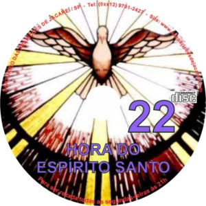CD HORA DO ESPÍRITO SANTO 22