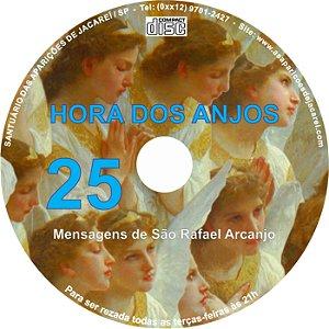 CD HORA DOS ANJOS 25