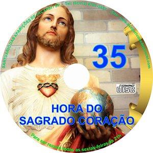 CD HORA DO SAGRADO CORAÇÃO 35