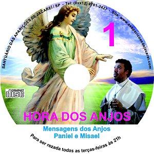 CD HORA DOS ANJOS 01