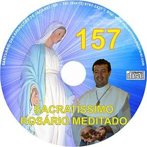 CD ROSÁRIO MEDITADO 157