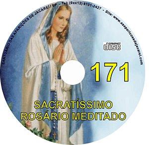 CD ROSÁRIO MEDITADO 171
