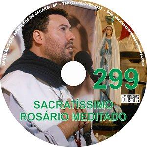 CD ROSÁRIO MEDITADO 299