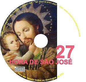 CD HORA DE SÃO JOSÉ 27