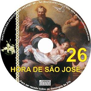 CD HORA DE SÃO JOSÉ 26