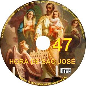 CD HORA DE SÃO JOSÉ 47