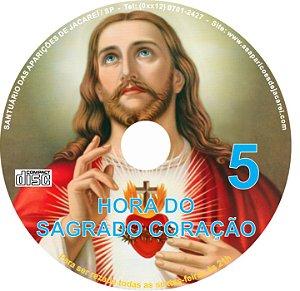 CD HORA DO SAGRADO CORAÇÃO 05