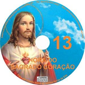 CD HORA DO SAGRADO CORAÇÃO 13