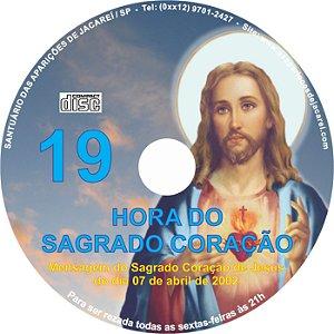 CD HORA DO SAGRADO CORAÇÃO 19