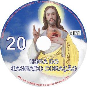 CD HORA DO SAGRADO CORAÇÃO 20