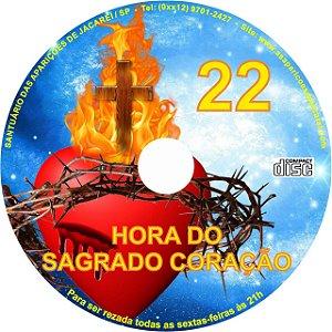 CD HORA DO SAGRADO CORAÇÃO 22