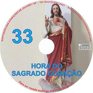 CD HORA DO SAGRADO CORAÇÃO 33