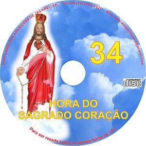 CD HORA DO SAGRADO CORAÇÃO 34