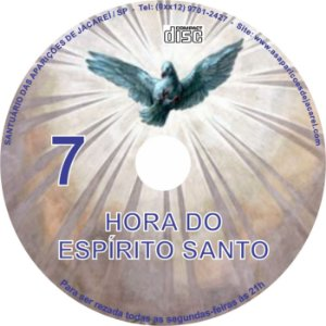 CD HORA DO ESPÍRITO SANTO 07