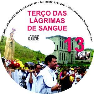 CD TERÇO DAS LÁGRIMAS DE SANGUE 13