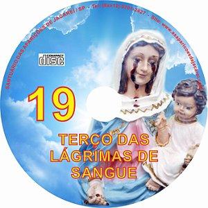 CD TERÇO DAS LÁGRIMAS DE SANGUE 19